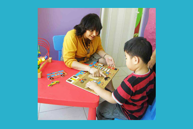 Autism Treatment for Children | 12 Session Parent Run Home Program For Autistic Children